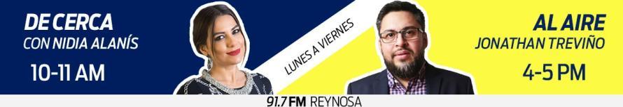 Horario: Nidia Alanís - Jonathan Treviño