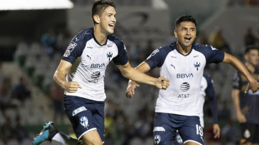 Monterrey derrota 2-1 a Cafetaleros