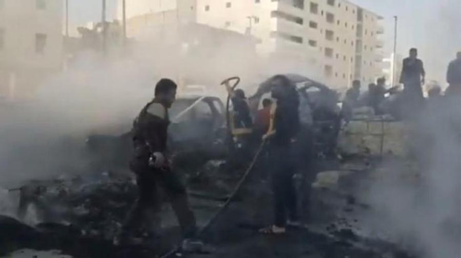 Deja al menos 19 muertos ataque con coche bomba en Siria