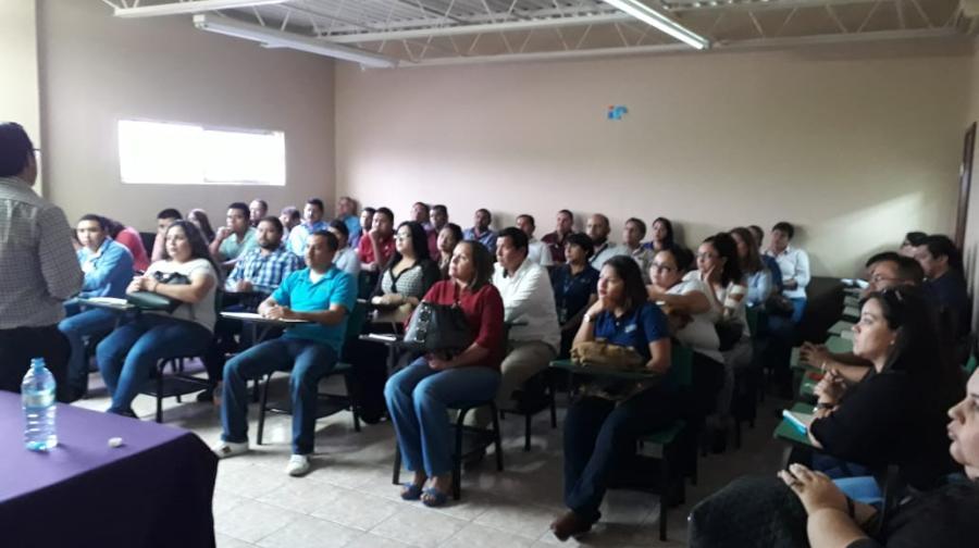 CNDH capacita a personal de la PGJT