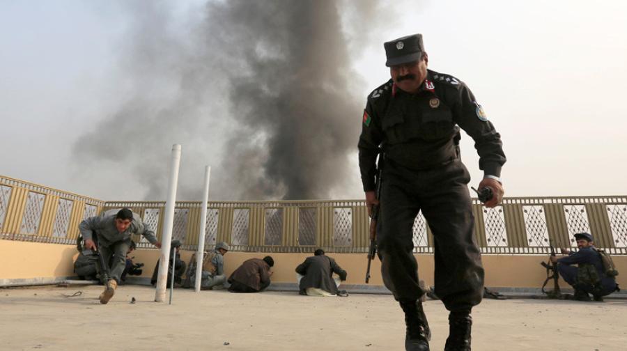 Explosión en Afganistán deja 9 muertos y 60 heridos