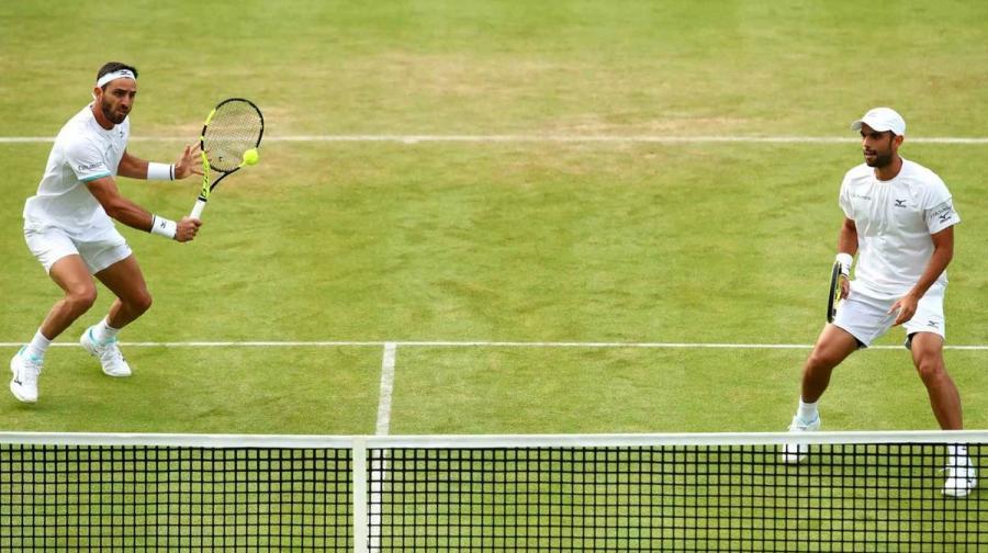 Cabal y Farah están en la final de Wimbledon