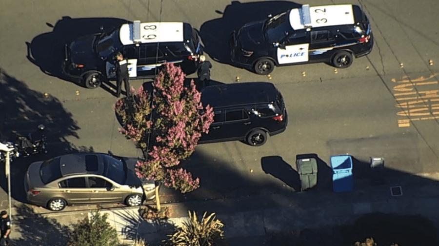Un herido tras tiroteo en California