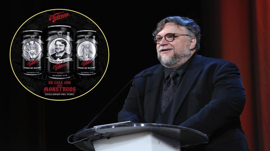 Reclama Guillermo Del Toro a Cerveza Victoria por usar su imagen sin autorización