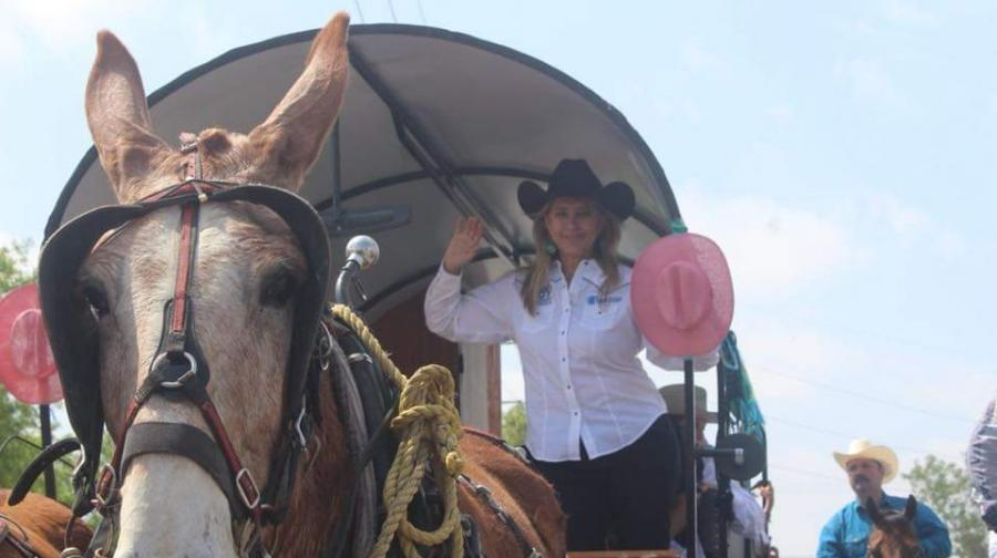 Tradicional Cabalgata en Conmemoración del 270 Aniversario de Reynosa