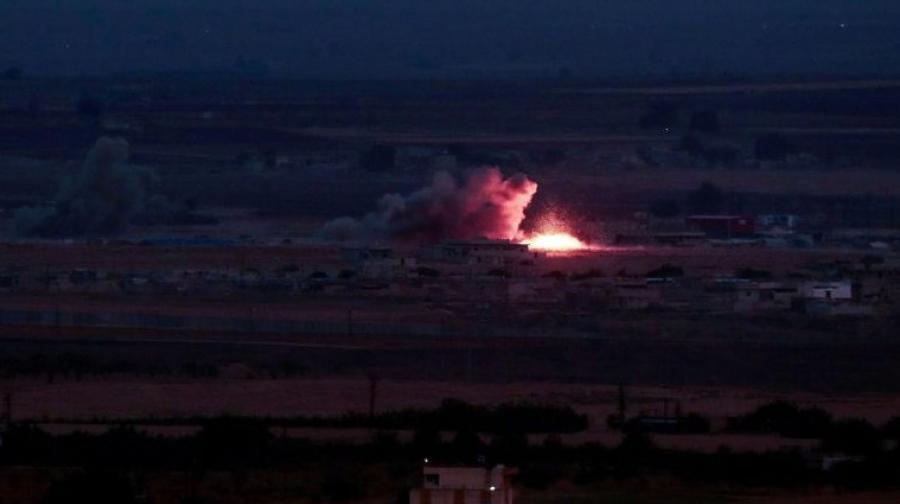 Ataque en campamento de Siria deja al menos 15 muertos