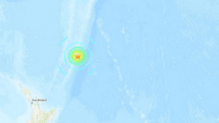 Terremoto de 7.4 sacude Nueva Zelanda