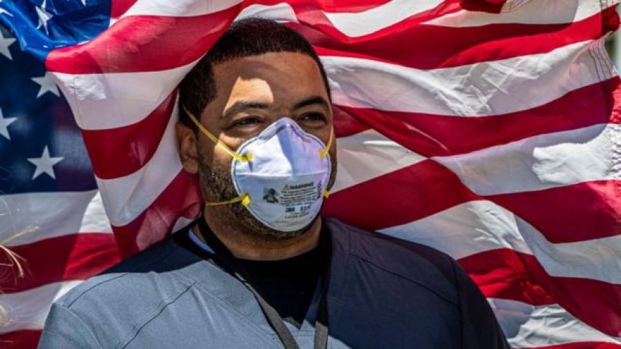 Estados Unidos supera 600 mil muertes por COVID-19