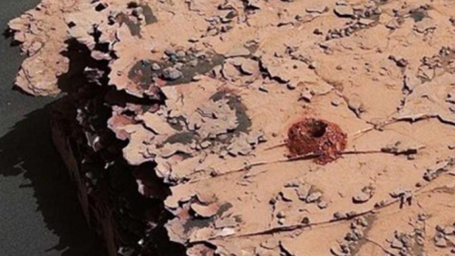 NASA busca señales de vida en Marte
