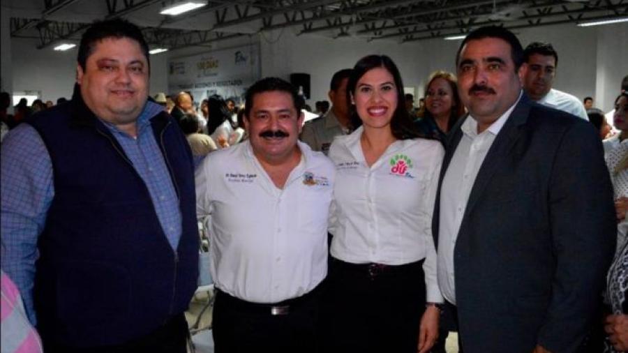 El Gobernador va a trabajar en equipo con los alcaldes: Garza de Coss
