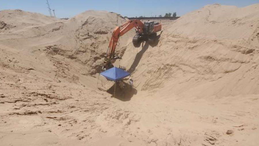 Descubren tunel fronterizo en Arizona; Contaba con sistemas de ventilación, electricidad y agua