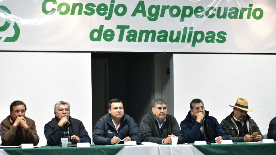 Estado, Federación y productores apuestan al campo tamaulipeco