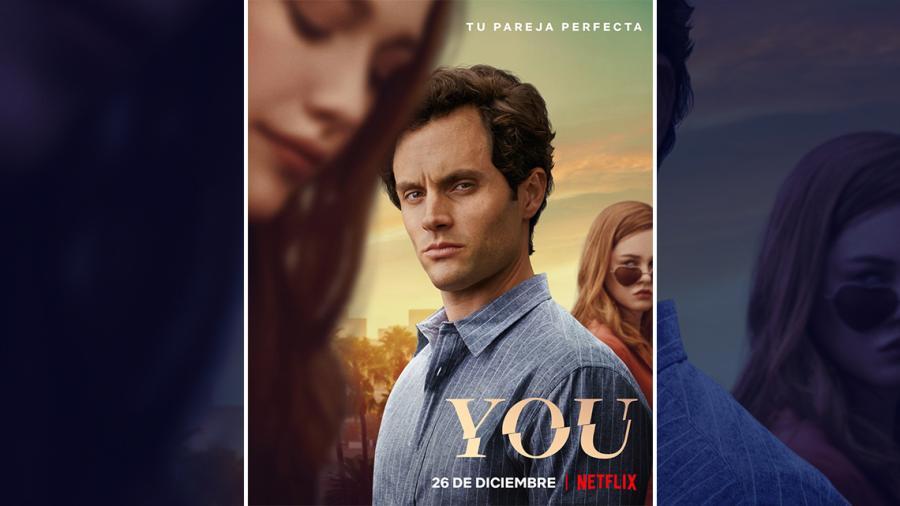 "Netflix anuncia estreno de la segunda temporada de ""You"""