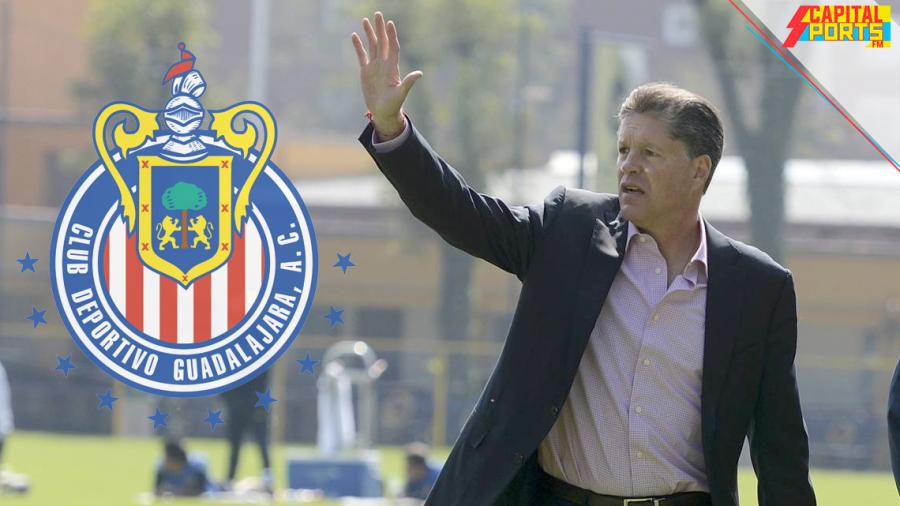 Ricardo Peláez es el nuevo director deportivo de las Chivas del Guadalajara a partir del 2020