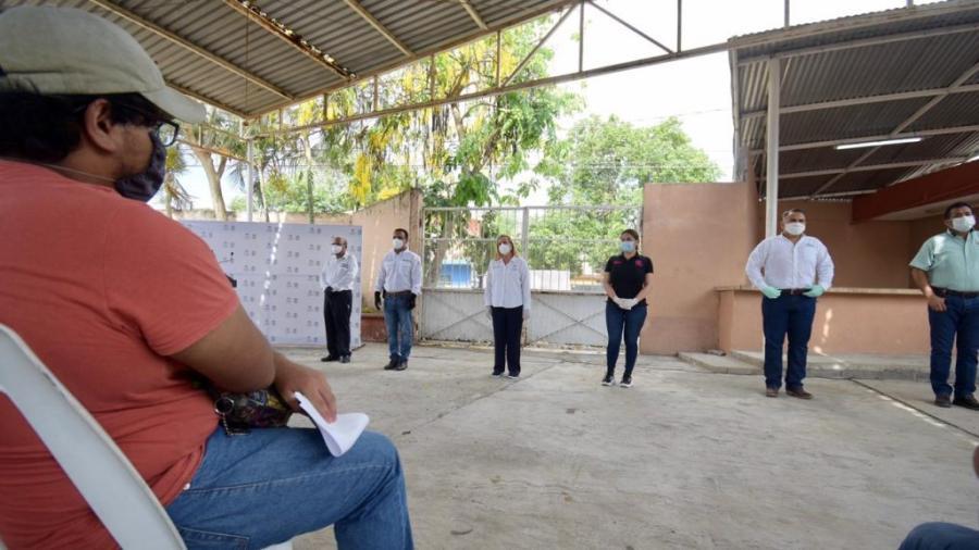 Construye Gobierno de Alma Laura Amparán prosperidad y progreso de Altamira