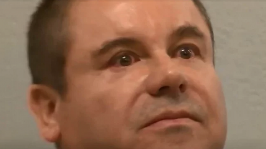 """Difunden video de la extradición de """"El Chapo"""""""