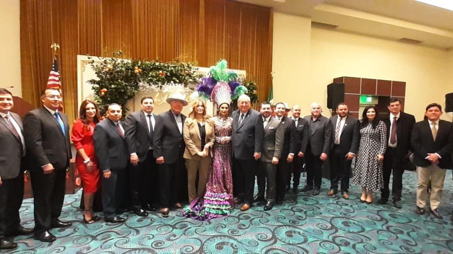 Participa Maki Ortiz en Reunión Internacional de Alcaldes USA-México