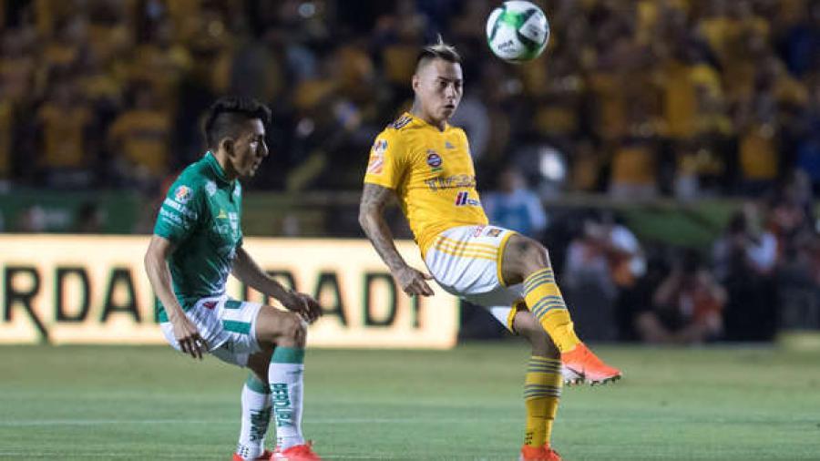 Tigres se impone de local y vence 1-0 a León