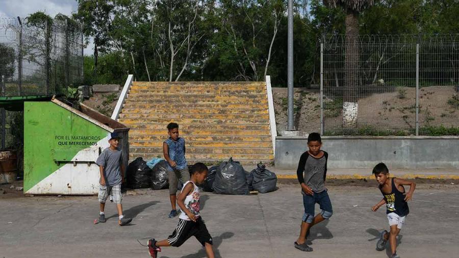 Entregaran útiles escolares a niños migrantes