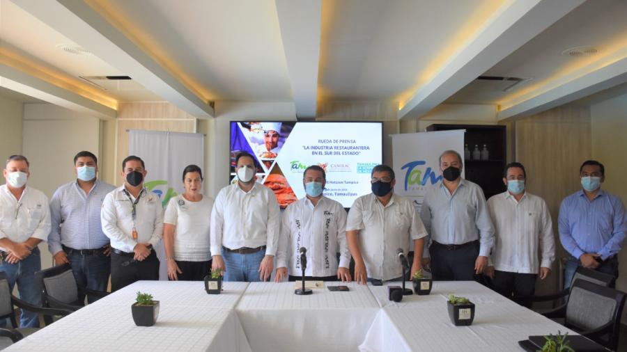 Tamaulipas será sede de la Asamblea Nacional de la CANIRAC 2022.