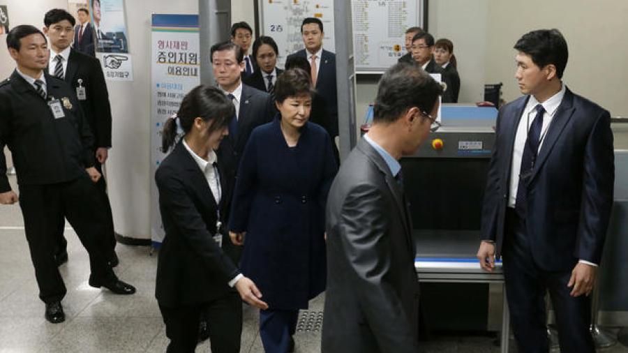 Dictan otros ocho años de cárcel a expresidenta surcoreana