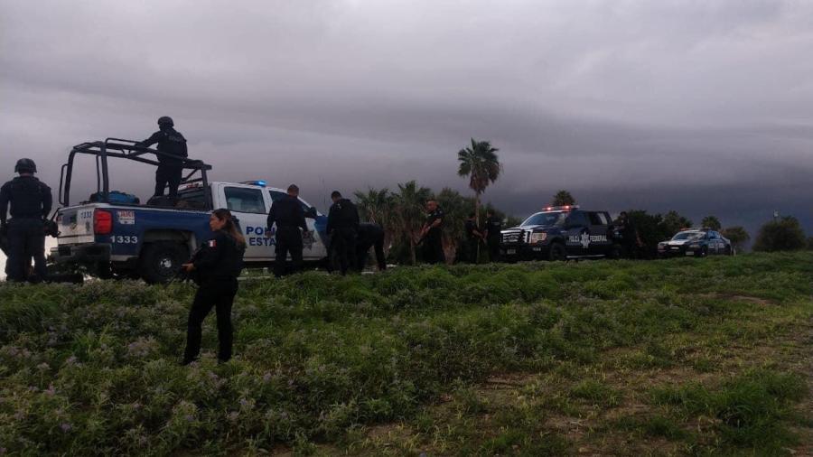 Accidente carretero deja saldo de un policía estatal sin vida