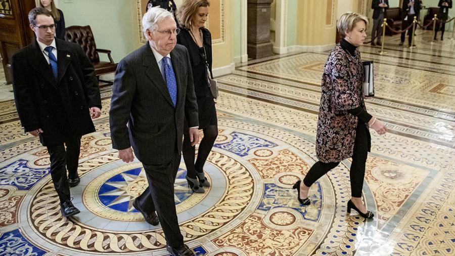 Continúa el 'impeachment' a Trump en su cuarto día