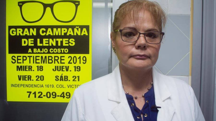 Tercer campaña de lentes a bajo costo en Nuevo Laredo
