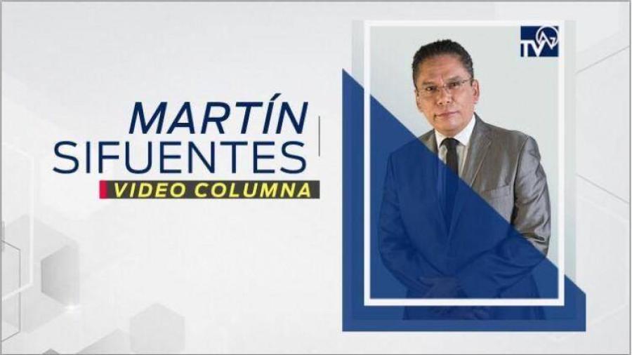 Tras visita de Osorio Chong no pasó nada: Martín Sifuentes