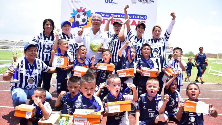 Realiza DIF Reynosa primer torneo INTERCAIC 2019