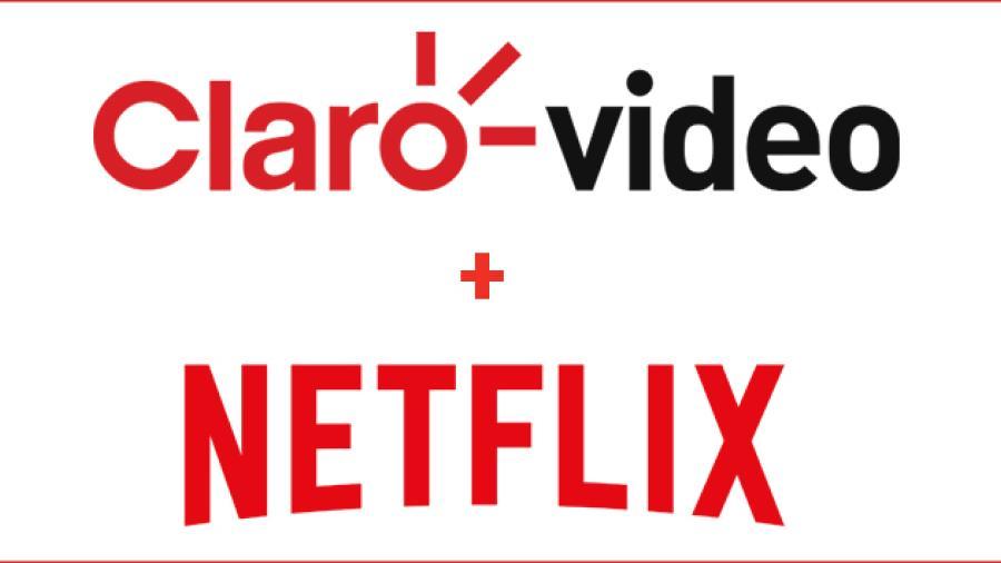 Netflix se une a Telmex con Clarovideo