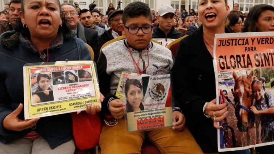 37 mil 485 desaparecidos en el país: Gobernación