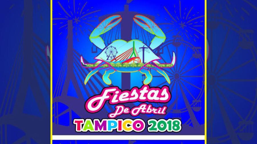 """Presenta gobierno de Tampico """"Fiestas de Abril Tampico 2018"""""""