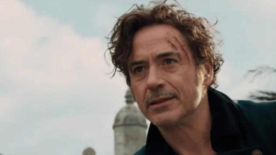 "Revelan el primer tráiler de ""Dolittle"" con Robert Downey Jr"
