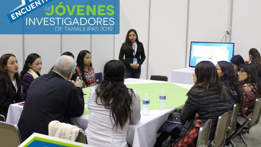 Registra tu Ponencias para el 7° Encuentro de Jóvenes Investigadores de Tamaulipas 2019
