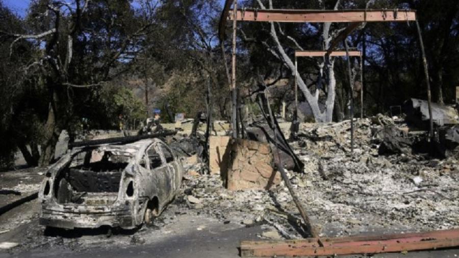 Suman 71 muertos por incendios en California