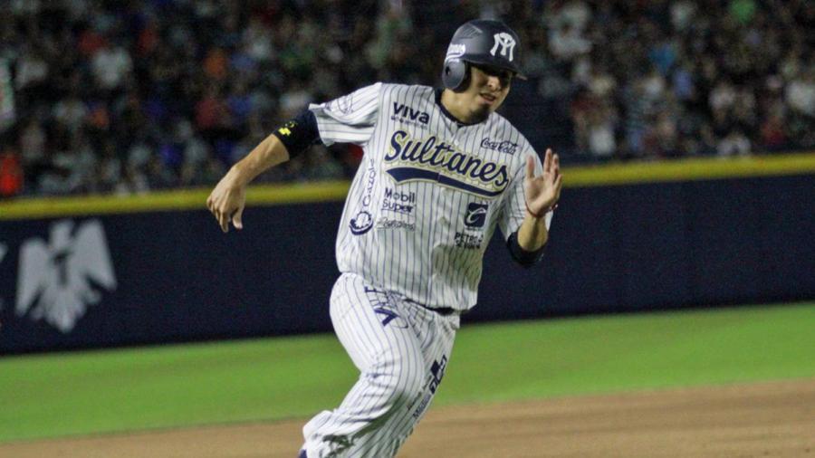 Sultanes le pega al campeón Leones en Liga Mexicana de Beisbol