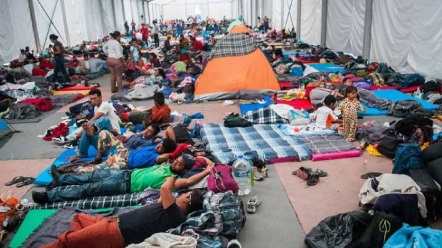 Migrantes rechazan apoyo de gobierno federal