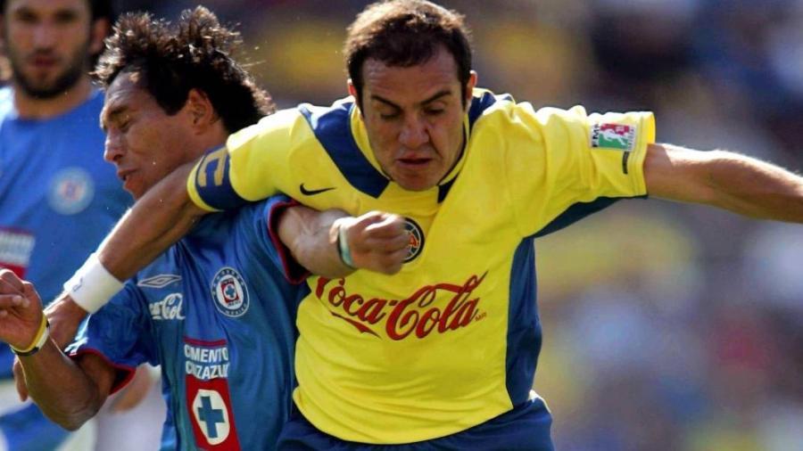 Símbolo americanista quiso jugar en Cruz Azul