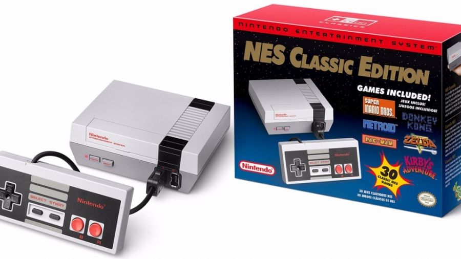 NES Classic Edition de vuelta en junio