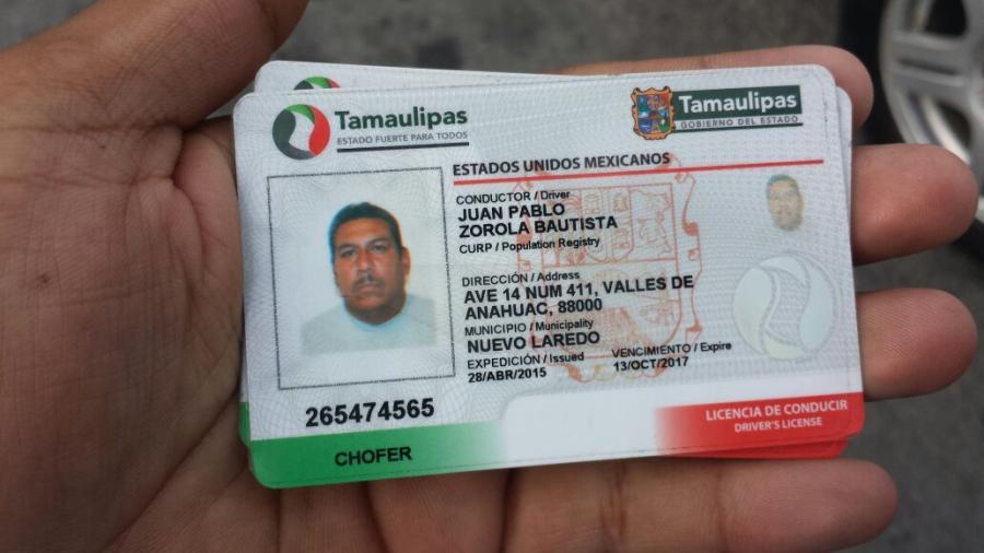 Aún en la espera de las licencias de conducir
