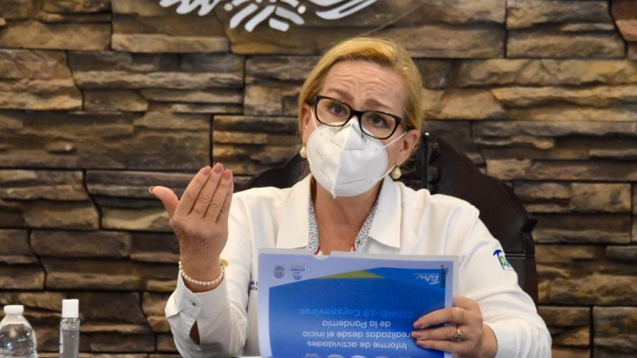 Pide Gobierno de Altamira extremar medidas sanitarias ante incremento de casos de COVID 19