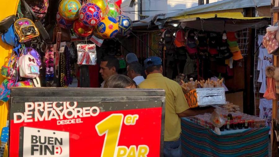 Malas y buenas reacciones que causó el 'Buen Fin' en Matamoros