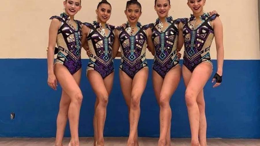 Selección Mexicana de Gimnasia Rítmica Triunfa en Bulgaria