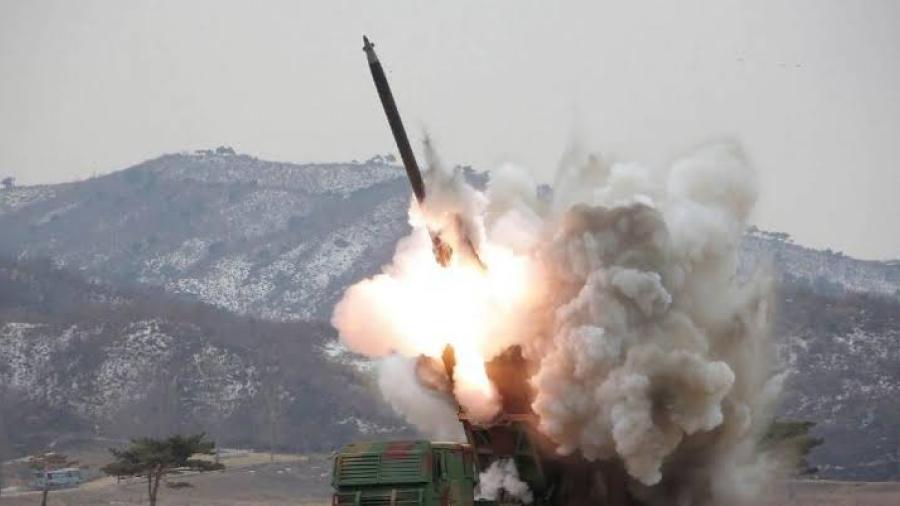 Corea del Norte dispara proyectiles hacia el mar del Este