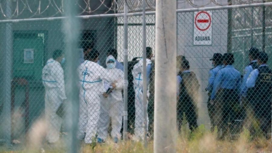 Balacera en cárcel de Honduras deja al menos cinco muertos