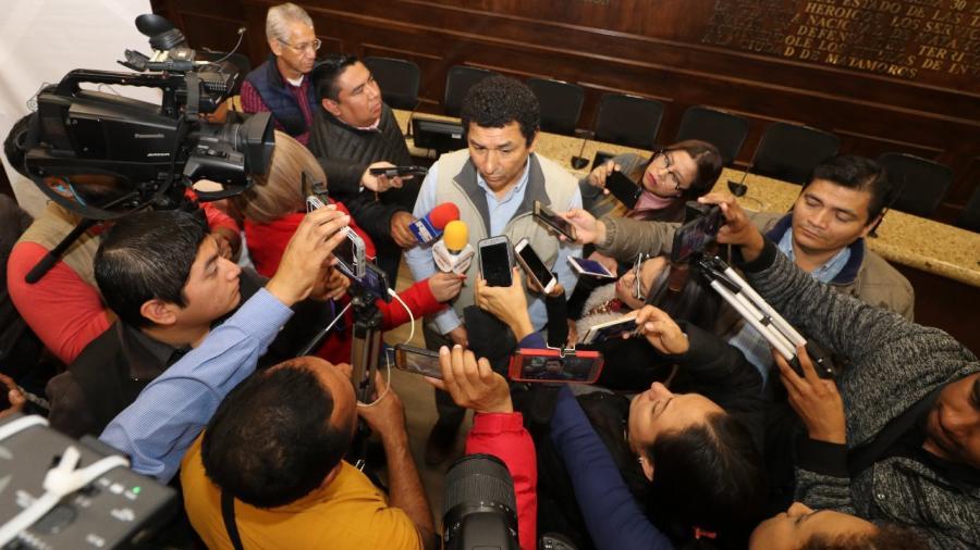 Presenta alcalde a Gobierno Federal, proyectos por 142 mdp para invertir en Playa Bagdad