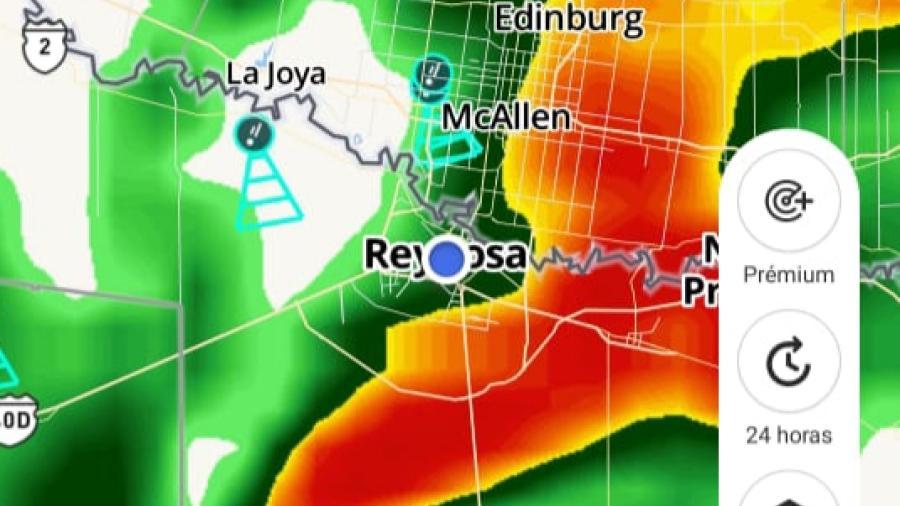 Continuarán lluvias en Reynosa: PCyB
