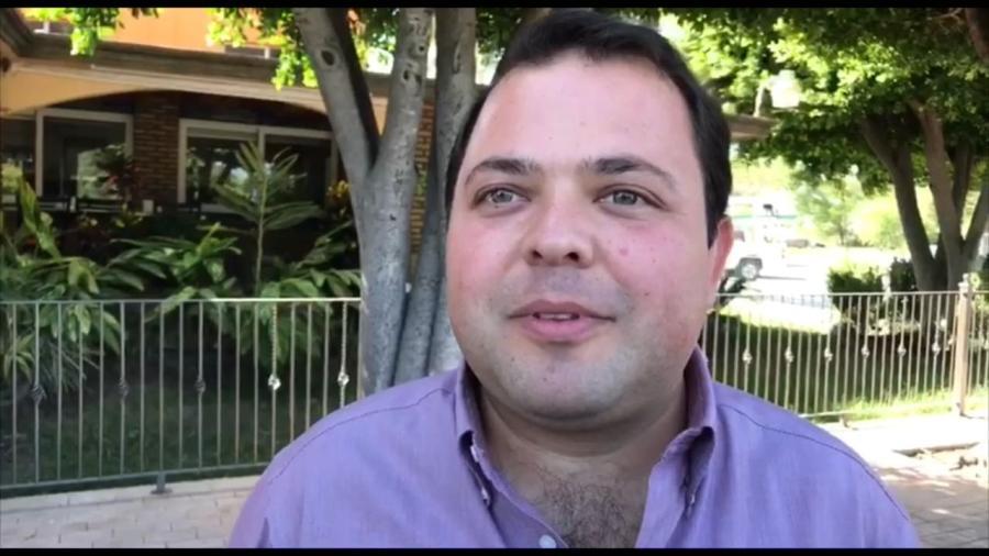 El PRI debe abrirse a los jóvenes: Carlos Morris