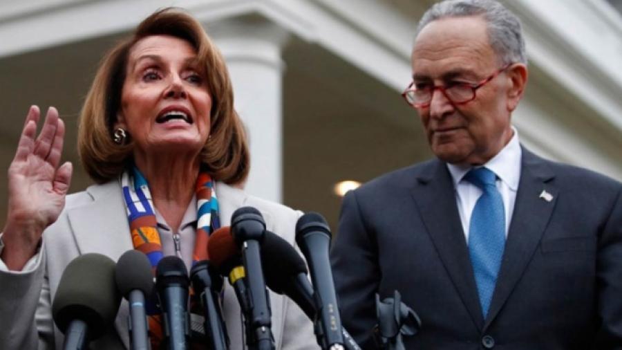 Pelosi advierte que mayoría demócrata vigilará a Trump